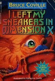 i m left books i left my sneakers in dimension x 2002 edition open