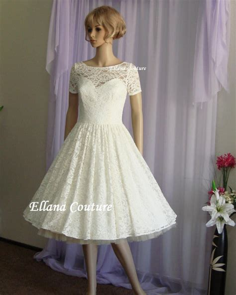 wedding swing dress plus size eve vintage style lace wedding dress by