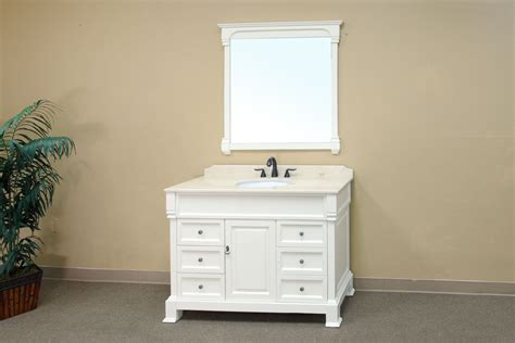 50 inch sink vanity 50 inch oversized traditional single sink vanity wood by
