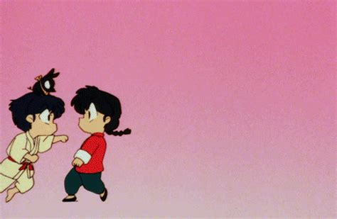 Animated P by Ranma 12 Gif Find On Giphy