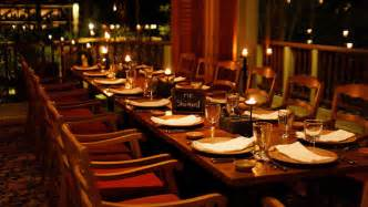 Small Long Table Rethinking The Team Dinner Cbs News