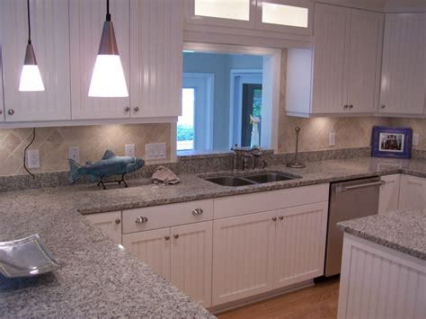 white beadboard kitchen cabinets Kitchen Traditional with bead board cabinets cottage