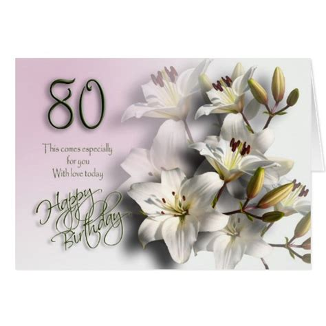 Happy 80th Birthday Card Template by 80 Years Cards 80 Years Card Templates Postage