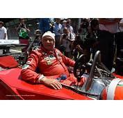 Niki Lauda Ferrari Red Bull Ring 2014 &183 F1 Fanatic