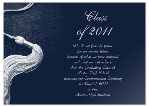 printable graduation invitation announcement silver blue word template gi 1059