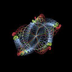 ilusiones opticas weed mesmerizing geometric gifs by florian de looij opticas