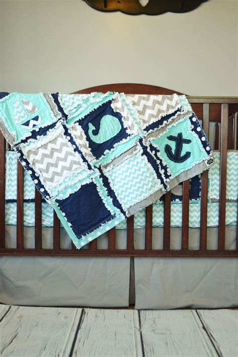 Nautical Baby Crib Bedding 17 Best Ideas About Nautical Crib Bedding On Pinterest Nautical Theme Nursery Nautical Baby