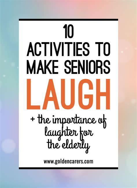 pinterest for elders the importance of laughter in long term care facilities