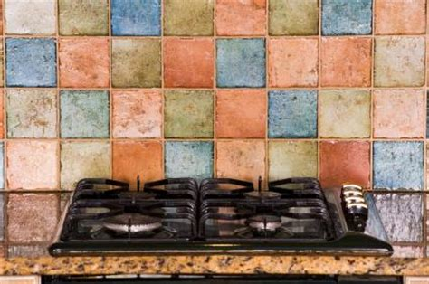 Ceramic Tiles Handmade - choosing and installing kitchen backsplash tiles lovetoknow