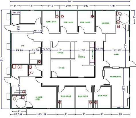 medical office floor plan modular building idea gallery jmo mobile modular