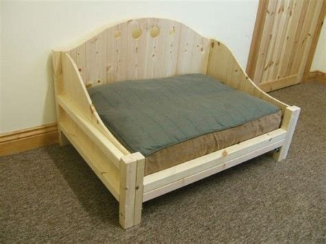 dog bed plans 17 best ideas about wooden dog beds on pinterest