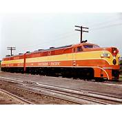The Southern Pacific Railroad