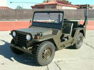 Jeep M151 Willys Ford Kaiser Jeep Am General M151 The Wheels