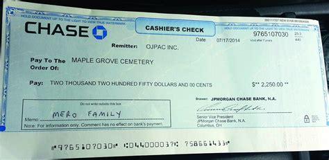 jp cashiers check raises 2k for tot s funeral news