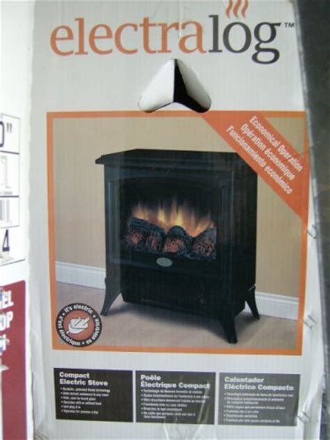 Electralog Electric Fireplace by Dimplex Electralog 400 Sq Ft Electric Fireplace Stove In