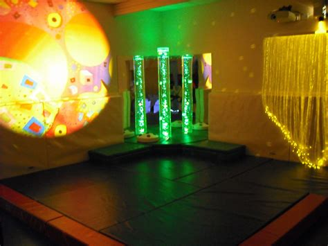 multisensory room temple