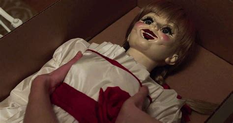 annabelle doll netflix the new annabelle trailer is ready to scare you silly
