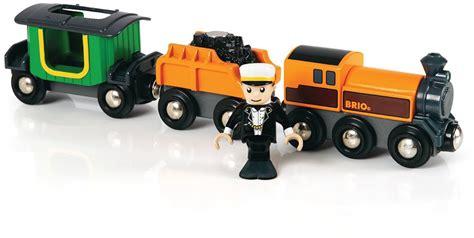 brio toy trains brio steam train baby toddler child wooden toy train