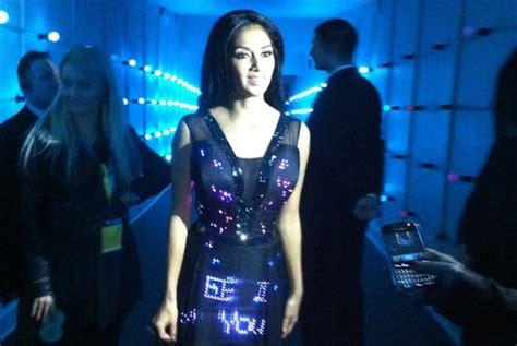 Fashion Dress Roella circuit s creation a haute couture