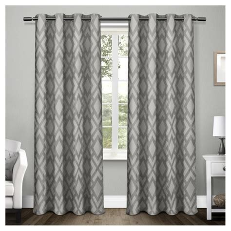 window curtain liner easton heavyweight geometric jacquard linen with woven