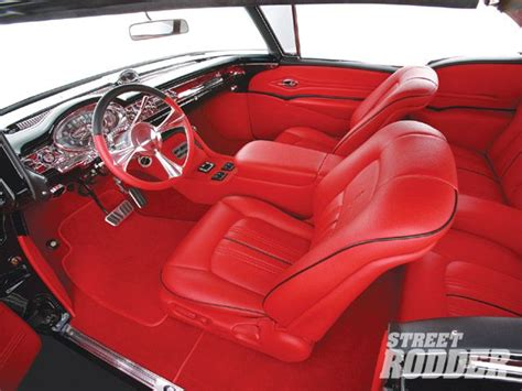 conejo upholstery 1957 buick special street rodder magazine