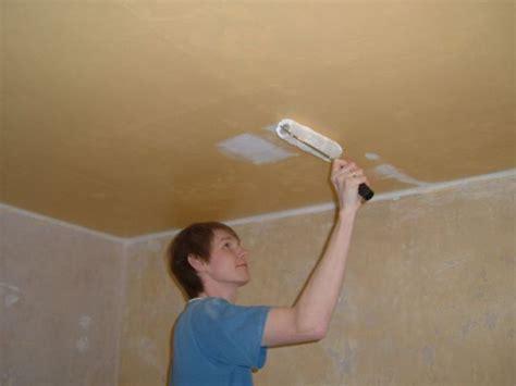 Comment Peindre Le Plafond by Peindre Un Plafond Maisonapart