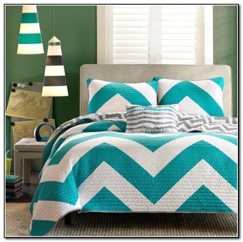 teal and grey chevron bedding teal and grey bedding sets beds home design ideas