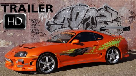 fast and furious supra the fast and the furious supra official trailer youtube