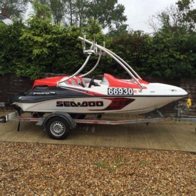 jet boat uk for sale seadoo speedster jet boat 155hp for sale for 163 9 000 in uk
