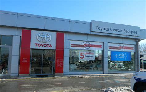 Toyota Centar Toyota Centar Provozajte Novi Avensis I Rav4 Testovi