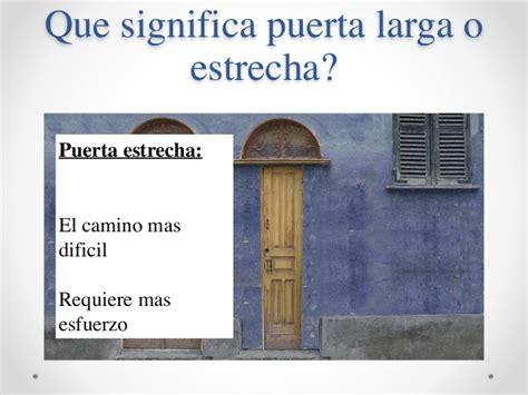 Sketches O Que Significa by La Puerta Estrecha