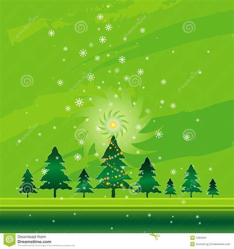 imagenes navidad verde la navidad verde vector ilustraci 243 n del vector imagen de