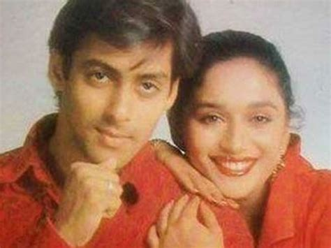 hum apke hai kuon mystery continues madhuri dixit on salman getting paid lesser than in hahk filmibeat