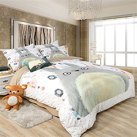 totoro bed my neighbor totoro bed set totoro bed and bedding