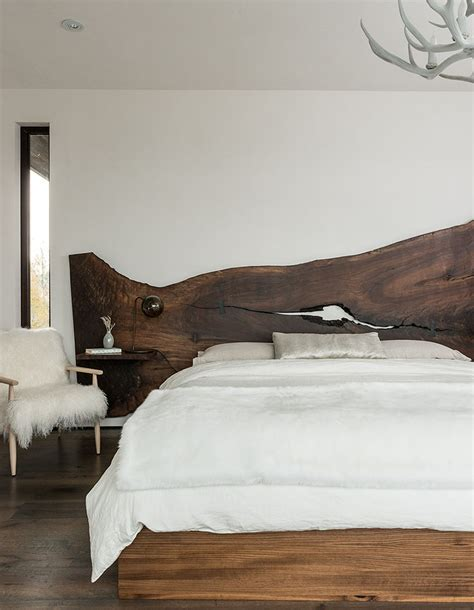 headboards rustic rustic inspired headboards mountainmodernlife com