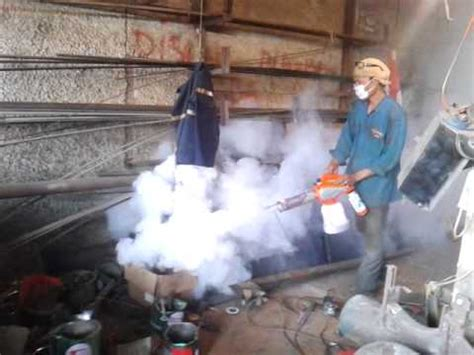 Mesin Fogging alat pembasmi nyamuk mesin fogging mini fogger