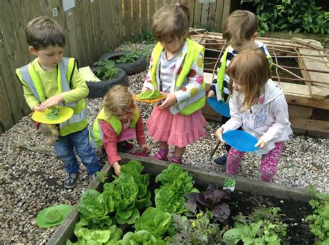 Learning Gardens by Bonnington House Nursery And Pre School Edinburgh