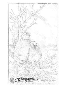vire coloring pages for adults imagenes de paisajes faciles de dibujar piedras