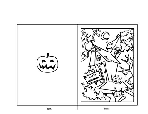 Greeting Card Coloring Part 2 Cards Coloring Pages