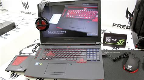 Laptop Acer Predator 15 Dan 17 acer perkenalkan notebook predator berukuran 15 dan 17 inch jagat review