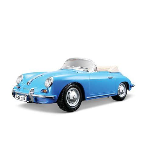 Bburago 124 Porsche 356b Coupe bburago porsche 356b cabriolet 1961 buy bburago porsche 356b cabriolet 1961 at low