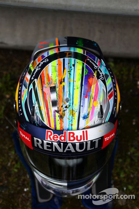 f1 helmet design rules the helmet of sebastian vettel red bull racing main