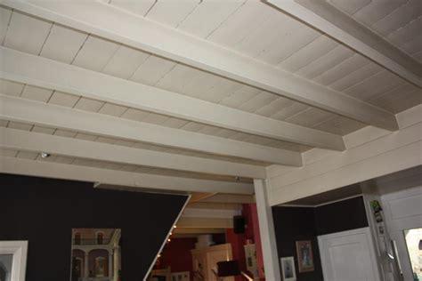 Houten Plafond Schilderen by Schilderen Houten Balken Plafond Wijk Bij Duurstede
