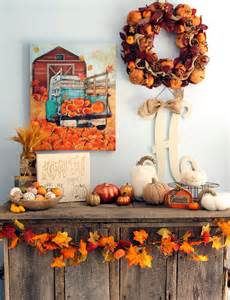 diy fall decor 25 diy fall decor ideas with rustic elements home design