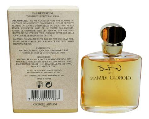 Eau De Parfum Wardah giorgio armani gi 242 eau de parfum duftbeschreibung