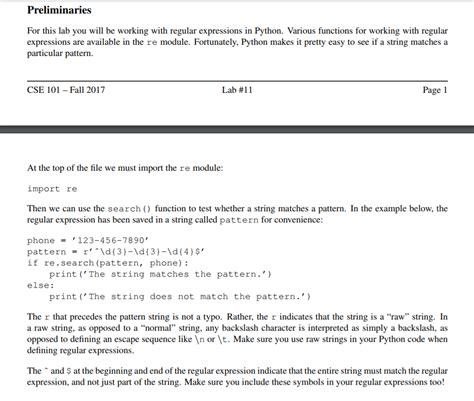 pattern questions in python solved preliminaries for this lab you wil be working with