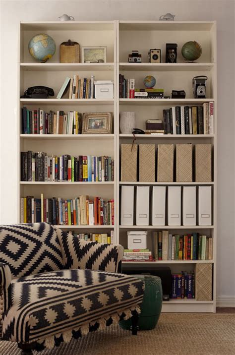 for the bookshelf inspiration