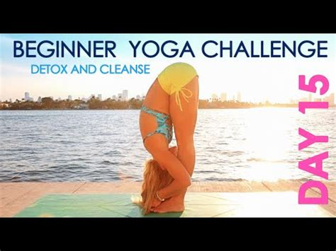 Beginner Detox Cleanse by Day 15 Beginner Challenge Detox And Cleanse