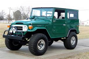 1976 Toyota Land Cruiser 1976 Toyota Land Cruiser Fj 40 194088