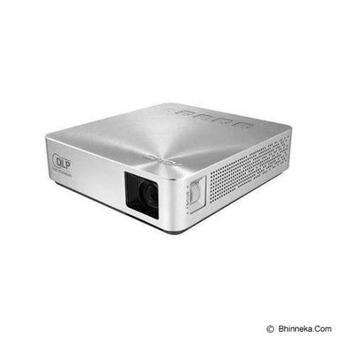 Proyektor Asus S1 Jual Proyektor Mini Pico Asus Projector S1 Silver Harga Murah Review Fitur Spesifikasi